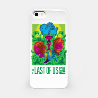 Thumbnail image of The Last Of Us 2 Vibrant Variant iPhone Case, Live Heroes