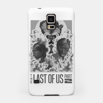 Thumbnail image of The Last of Us 2 Black & White Variant Samsung Case, Live Heroes