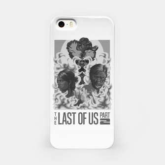 Thumbnail image of The Last of Us 2 Black & White Variant iPhone Case, Live Heroes