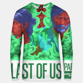Thumbnail image of The Last of Us 2 Unisex sweater, Live Heroes