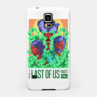 Thumbnail image of The Last of Us 2 Samsung Case, Live Heroes