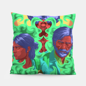 Thumbnail image of The Last of Us 2 Pillow, Live Heroes