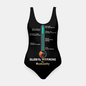 Thumbnail image of Global Warming A War On Humanity Swimsuit, Live Heroes