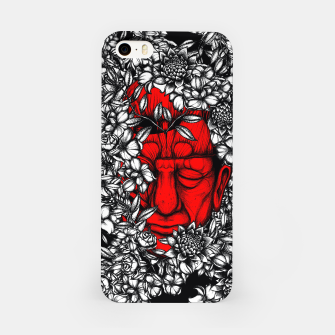 Red Bath iPhone Case thumbnail image