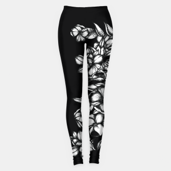 Thumbnail image of Red Skull Leggings, Live Heroes