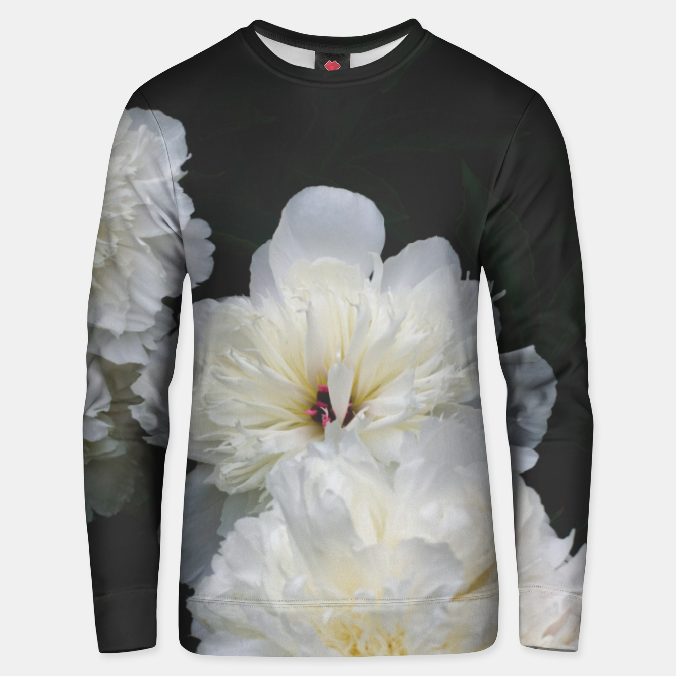 Image of In bloom Unisex sweater - Live Heroes