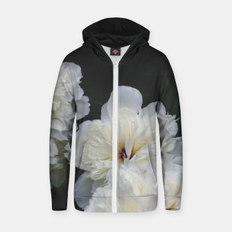 Miniatur In bloom Zip up hoodie, Live Heroes