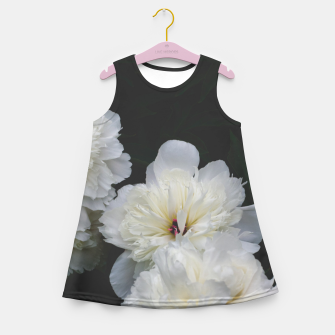 Miniatur In bloom Girl's summer dress, Live Heroes