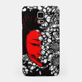 Thumbnail image of Red Geisha Samsung Case, Live Heroes