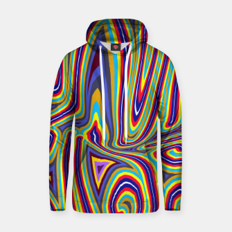 Thumbnail image of Curly Swirls Hoodie, Live Heroes