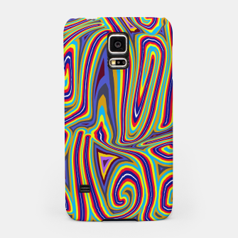 Thumbnail image of Curly Swirls Samsung Case, Live Heroes