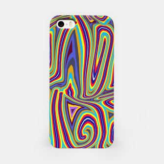 Thumbnail image of Curly Swirls iPhone Case, Live Heroes