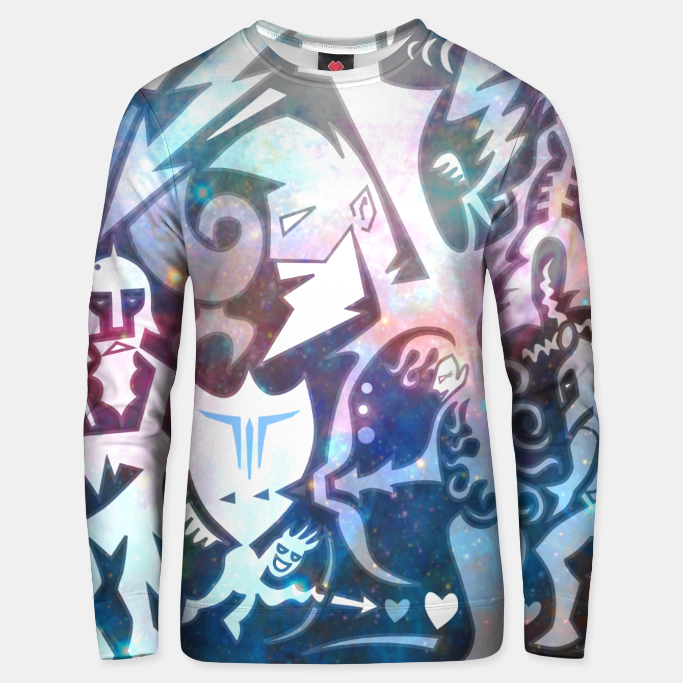 Image of Dioses Griegos Sudadera unisex - Live Heroes