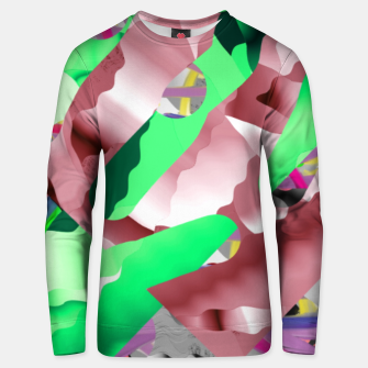 Thumbnail image of Mint bom Unisex sweater, Live Heroes