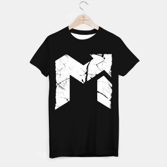 Thumbnail image of EDM Up Peeling Sticker Halftone T-Shirt Regular, Live Heroes