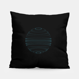 Thumbnail image of Sphere Pillow, Live Heroes
