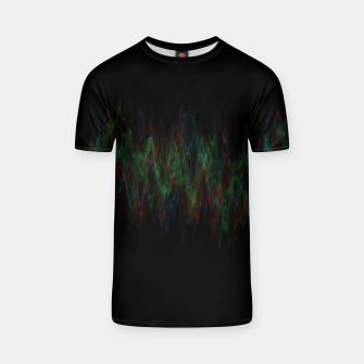Thumbnail image of Synth T-shirt, Live Heroes