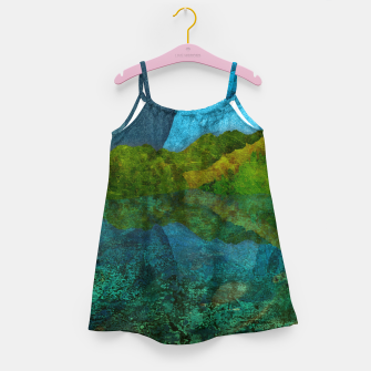 Thumbnail image of One lake Girl's dress, Live Heroes