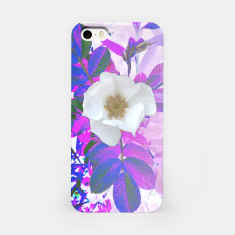 Thumbnail image of wild white rose Obudowa iPhone, Live Heroes