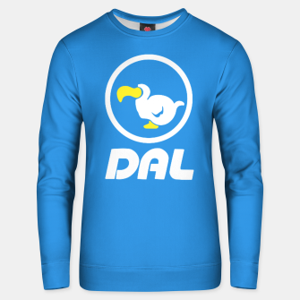 Miniatur animal crossing dal dodo airlines Sudadera unisex, Live Heroes