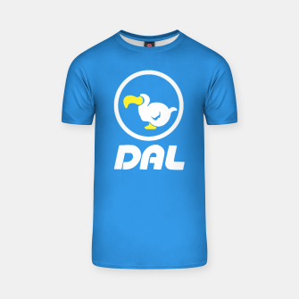 Thumbnail image of animal crossing dal dodo airlines Camiseta, Live Heroes