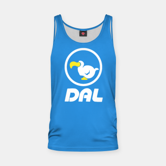 Thumbnail image of animal crossing dal dodo airlines Camiseta de tirantes, Live Heroes