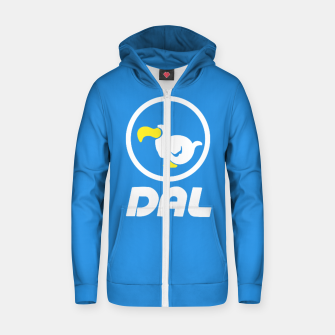 Thumbnail image of animal crossing dal dodo airlines Sudadera con capucha y cremallera , Live Heroes
