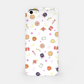 Miniaturka sailor moon cute pattern Carcasa por Iphone, Live Heroes