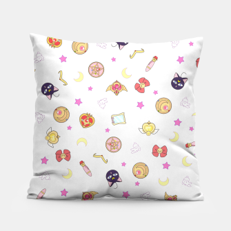Miniaturka sailor moon cute pattern Almohada, Live Heroes