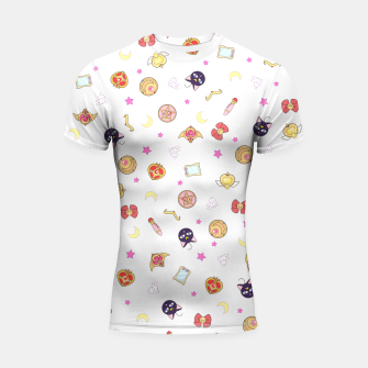Miniaturka sailor moon cute pattern Shortsleeve rashguard, Live Heroes