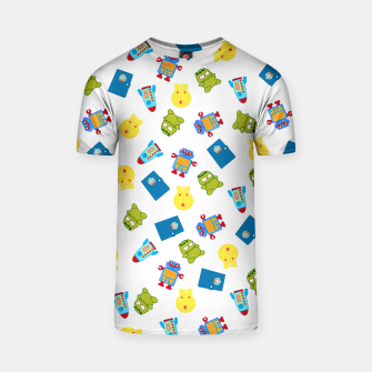 Thumbnail image of marmalade boy cute pattern Camiseta, Live Heroes