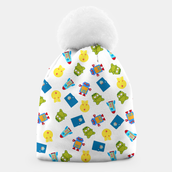Thumbnail image of marmalade boy cute pattern Gorro, Live Heroes