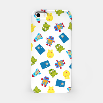 Thumbnail image of marmalade boy cute pattern Carcasa por Iphone, Live Heroes