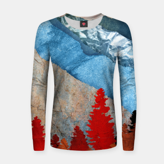 Thumbnail image of One forest Women sweater, Live Heroes