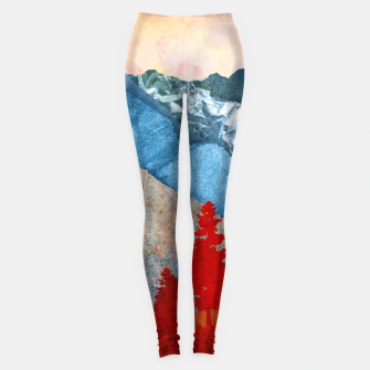 Thumbnail image of One forest Leggings, Live Heroes