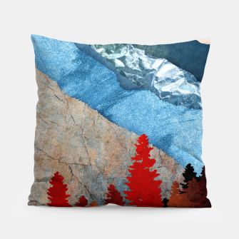 Thumbnail image of One forest Pillow, Live Heroes