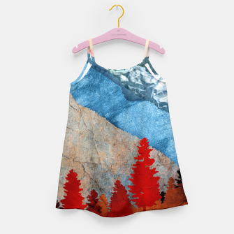 Thumbnail image of One forest Girl's dress, Live Heroes