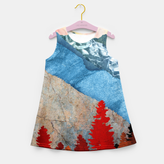 Thumbnail image of One forest Girl's summer dress, Live Heroes