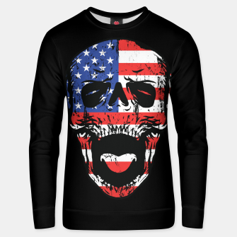 Thumbnail image of American Till Die Unisex sweater, Live Heroes