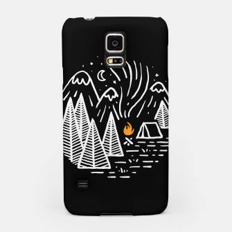 Thumbnail image of Camping and Bonfire Samsung Case, Live Heroes