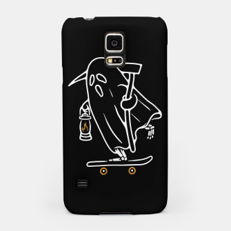 Thumbnail image of Ghost Skateboarding Samsung Case, Live Heroes