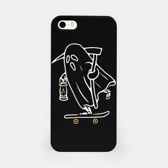 Thumbnail image of Ghost Skateboarding iPhone Case, Live Heroes
