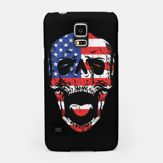 Thumbnail image of American Till Die Samsung Case, Live Heroes