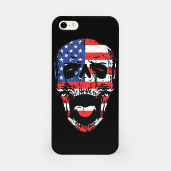 Thumbnail image of American Till Die iPhone Case, Live Heroes