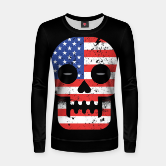Thumbnail image of America Till Die Women sweater, Live Heroes