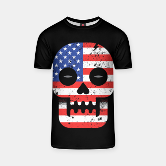 Thumbnail image of America Till Die T-shirt, Live Heroes