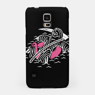 Thumbnail image of Grim Reaper Relax Samsung Case, Live Heroes