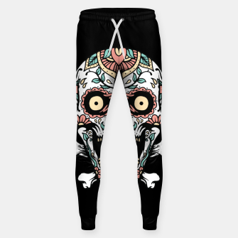 Thumbnail image of Mexican Skull Sweatpants, Live Heroes