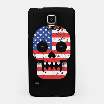 Thumbnail image of America Till Die Samsung Case, Live Heroes
