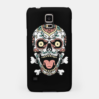 Thumbnail image of Mexican Skull Samsung Case, Live Heroes